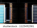 lath structures in several...   Shutterstock . vector #1125492581