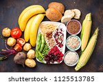 products sources of... | Shutterstock . vector #1125513785