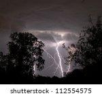 Multiple Lightning Strikes...