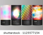 abstract vector illustration of ... | Shutterstock .eps vector #1125577154