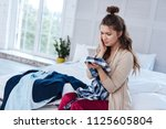 that treason. young... | Shutterstock . vector #1125605804