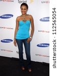 """Small photo of Mercedes Yvette at Samsung and Sprint """"The Upstage"""" Country Club. Private Location, Beverly Hills, CA. 04-15-07"""