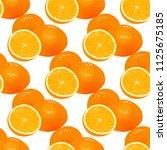 abstract vector seamless...   Shutterstock .eps vector #1125675185
