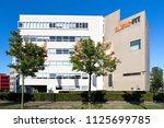 hoofddorp  the netherlands  ... | Shutterstock . vector #1125699785
