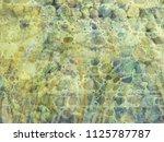 unusual grunge cobble wall...   Shutterstock . vector #1125787787