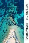 aerial drone bird's eye view... | Shutterstock . vector #1125821621