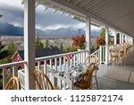 kennecott  alaska  usa   august ...   Shutterstock . vector #1125872174