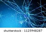 conceptual illustration of... | Shutterstock . vector #1125948287