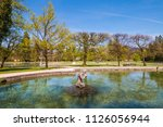 salzburg  austria   april 18 ...   Shutterstock . vector #1126056944