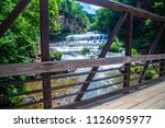willow river long exposure... | Shutterstock . vector #1126095977