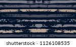 paint stripe seamless pattern.... | Shutterstock .eps vector #1126108535