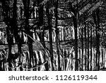 abstract background. monochrome ... | Shutterstock . vector #1126119344