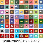 technology and computers icon... | Shutterstock .eps vector #1126120019
