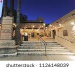 pasadena  california  usa  ... | Shutterstock . vector #1126148039