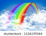 Pride Month Concept Heaven...