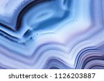 detail of a translucent slice... | Shutterstock . vector #1126203887
