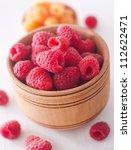rasberry | Shutterstock . vector #112622471