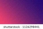 halftone gradient pattern...   Shutterstock .eps vector #1126298441