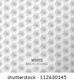 White Vector Geometric...