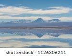 salar de atacama  amazing...   Shutterstock . vector #1126306211