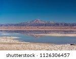 salar de atacama  amazing... | Shutterstock . vector #1126306457