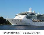 velsen  the netherlands  july... | Shutterstock . vector #1126339784