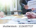 administrator business man... | Shutterstock . vector #1126357727