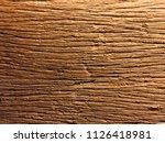 rough surface wood. beautiful... | Shutterstock . vector #1126418981