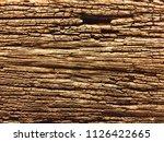 rough surface wood. beautiful... | Shutterstock . vector #1126422665