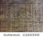 table rough surface wood.... | Shutterstock . vector #1126425335