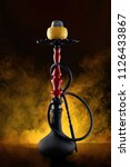 Shisha With Fruit Bowl With...