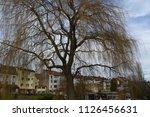 pforzheim suburbs town...   Shutterstock . vector #1126456631