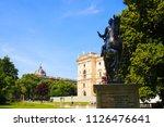 vienna  austria   may  22  view ...   Shutterstock . vector #1126476641