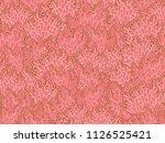 seamless underwater vector... | Shutterstock .eps vector #1126525421