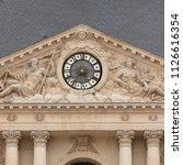 paris   france   september 3rd  ... | Shutterstock . vector #1126616354
