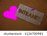 conceptual hand writing showing ... | Shutterstock . vector #1126700981