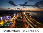 florianopolis  santa catarina ...   Shutterstock . vector #1126781477