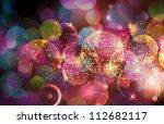 beautiful abstract illustration ... | Shutterstock .eps vector #112682117