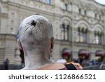 moscow  russia   june 29  2018  ... | Shutterstock . vector #1126866521