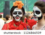 moscow  russia   june 29  2018  ... | Shutterstock . vector #1126866539