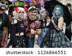 moscow  russia   june 29  2018  ... | Shutterstock . vector #1126866551