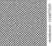 deformed  warped  distorted... | Shutterstock .eps vector #1126872329