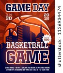 modern professional sports...   Shutterstock .eps vector #1126934474