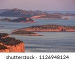 kornati islands national park... | Shutterstock . vector #1126948124