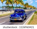 vinales  february 4  classic... | Shutterstock . vector #1126963421