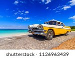 vinales  february 4  classic... | Shutterstock . vector #1126963439
