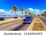 vinales  february 4  classic... | Shutterstock . vector #1126963445