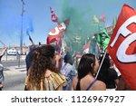 marseille  france   june 30 ...   Shutterstock . vector #1126967927