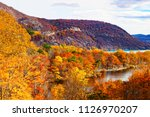 scenic view of bear mountains...   Shutterstock . vector #1126970207