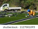 rio de janeiro  june 15  2011.... | Shutterstock . vector #1127001095